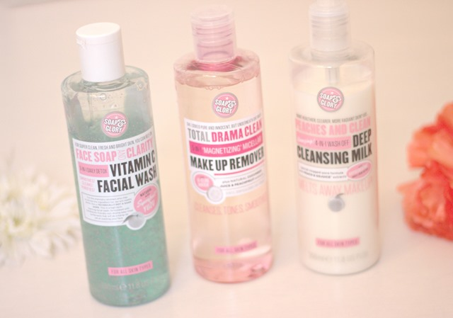Soap & Glory Sunday ♥