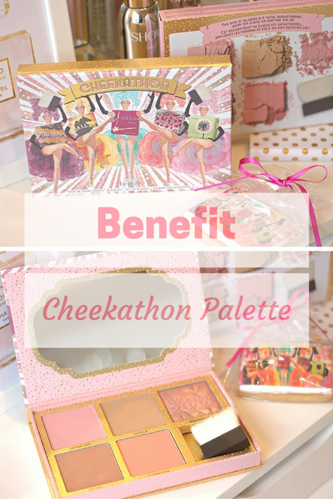 The Benefit Cheekathon Palette ♥
