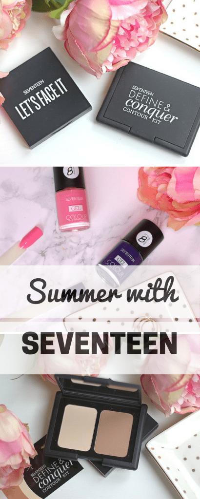 Summertime with SEVENTEEN ♥
