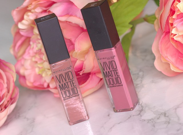 Maybelline Vivid Matte Liquid Review ♥