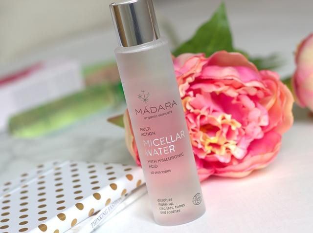 MADARA Multi-tasking Micellar Water ♥