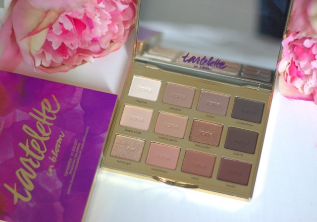 Tartelette in Bloom Palette Review ♥