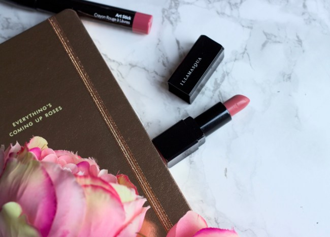 Top Five Favourite Rose Pink Lipsticks