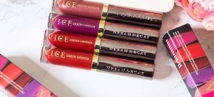 Urban Decay Vice Liquid Lipsticks ♥