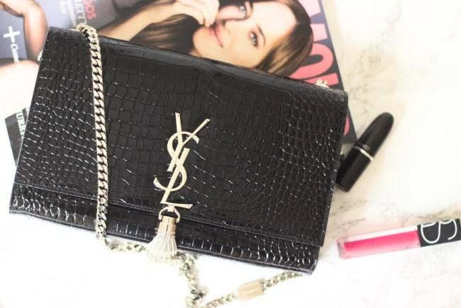 What's in my YSL handbag