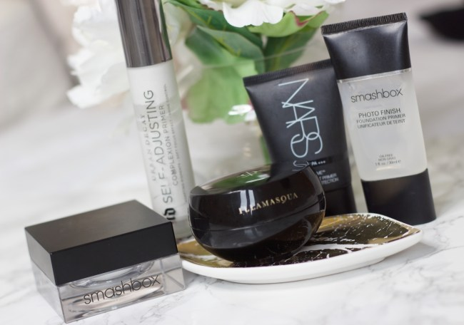 Top Five Favourite Primers