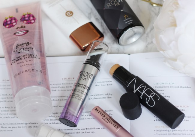 October Favourites 2017