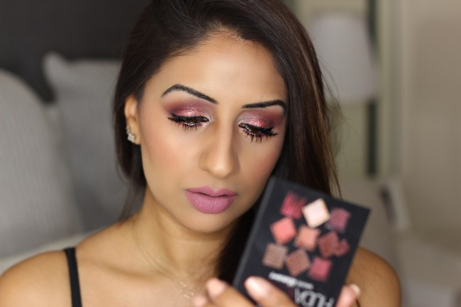 Huda Beauty Mauve Obsession Tutorial ♥