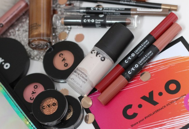 CYO cosmetics is here