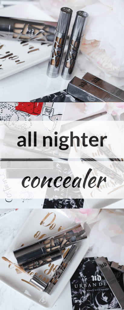 Urban Decay All Nighter Concealer Review