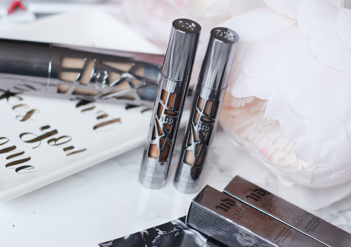 Urban Decay All Nighter Concealer Review ♥
