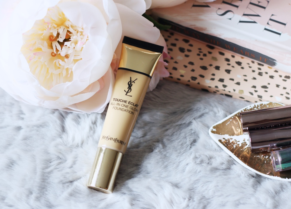 YSL All in One Glow Review ♥