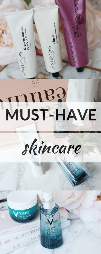 The Skincare Must-haves You Need Now