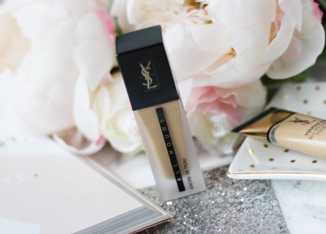 Yves Saint Laurent All Hours Foundation Review