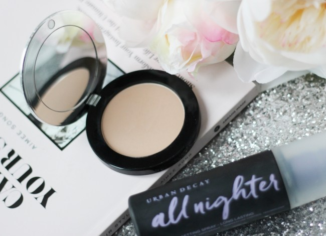 MUST-HAVE ♥ URBAN DECAY ALL NIGHTER POWDER