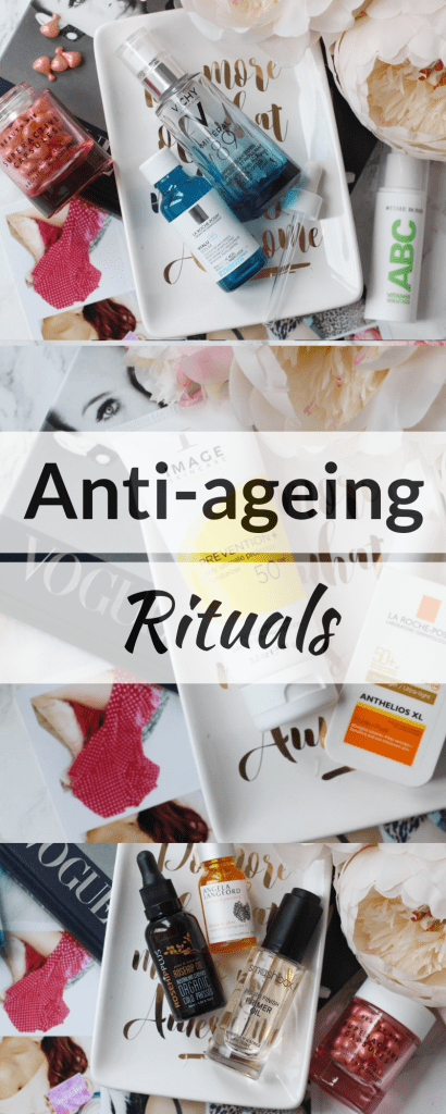 Anti-ageing Rituals uncovered