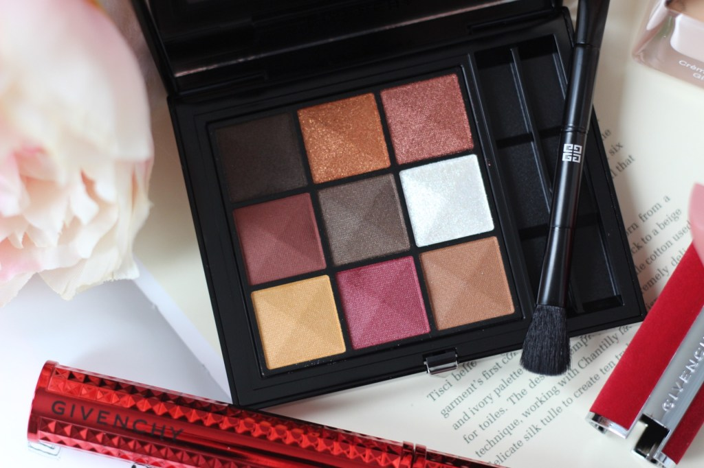 Givenchy Beauty Eyes and Lips Look Le Studio