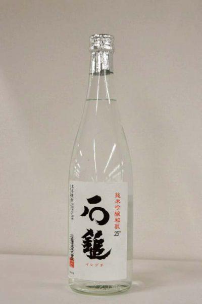 石鎚 純米吟醸 粕取り焼酎25°