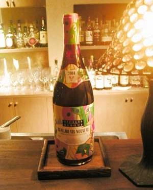 【赤ワイン】ボジョレヌーボー2004