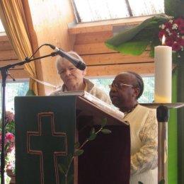 Prière universelle lue par les sœurs des orantes