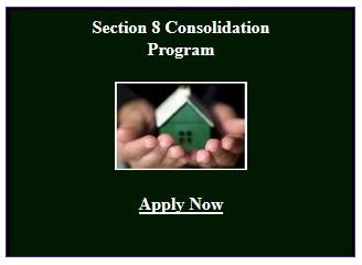 Section 8 houses for rent