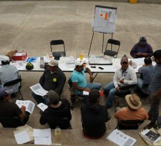 Taller de proceso de venta. Quéretaro, México