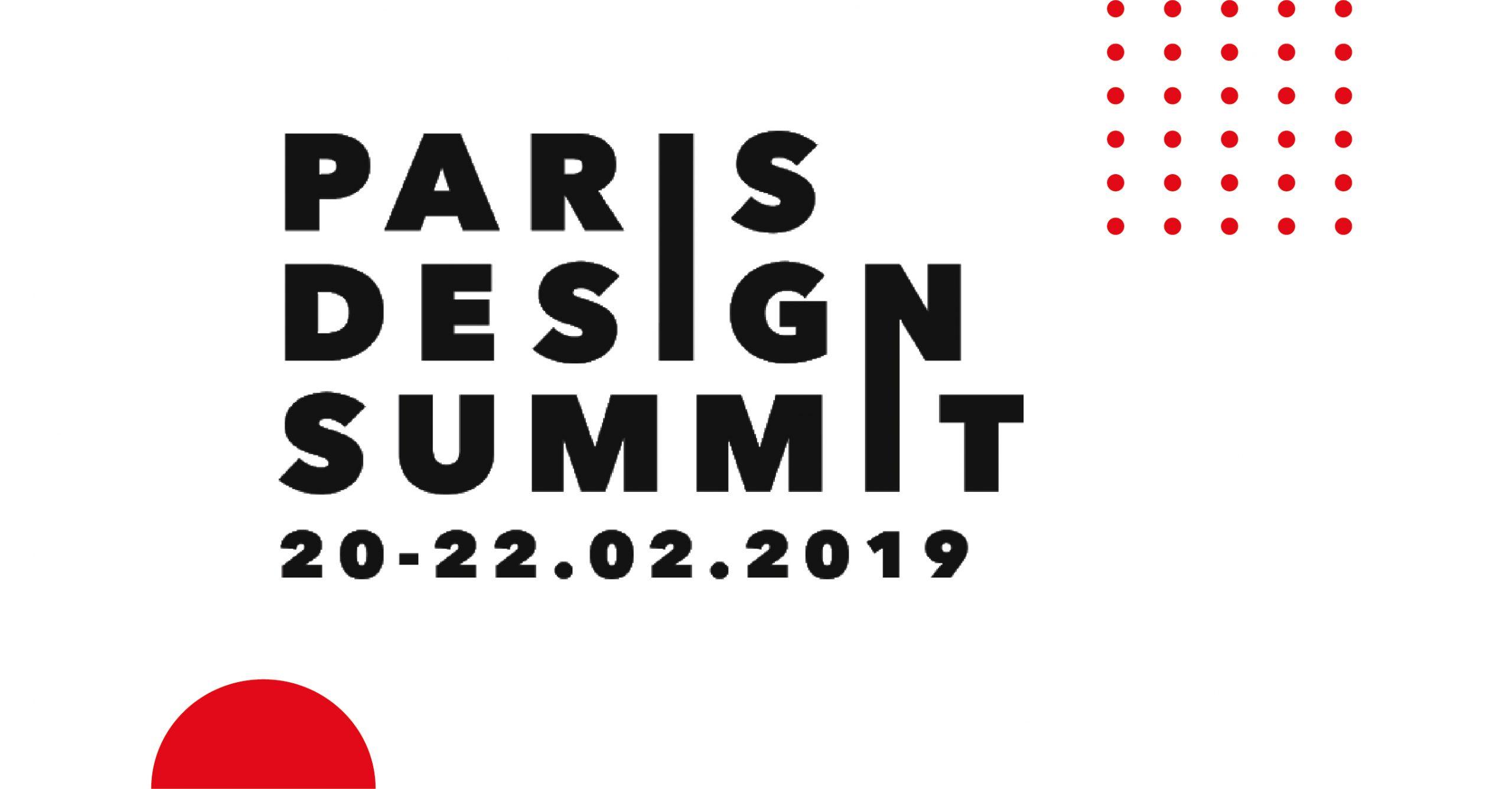 PARIS DESIGN SUMMIT 2019