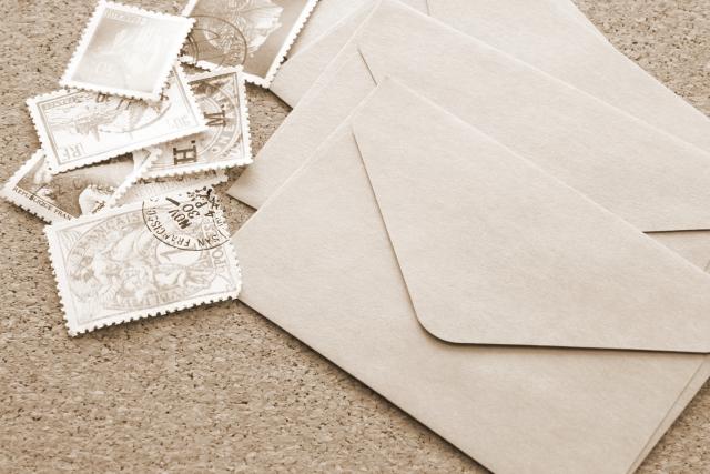 オリジナル封筒