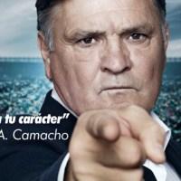 José Antonio Camacho será la imagen de Sportium