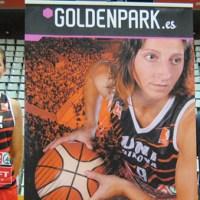 Goldenpark.es apuesta por el baloncesto femenino del Unigirona
