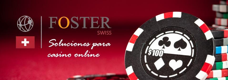 Foster Swiss lanza un paquete de creación de casino online llave en mano