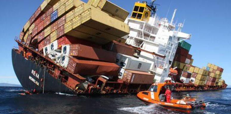 maritime-research - shipping accident - Shipping Risk Analysis 2019