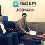 ISGEM Group has signed a partnership agreement with S.Korean Jeonjin-Marin
