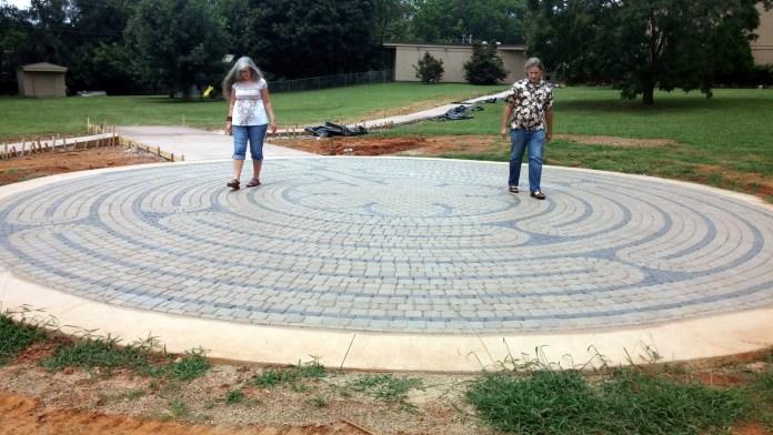 Hunstville Labyrinth Complete