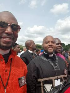 Ministers March for Justice 4