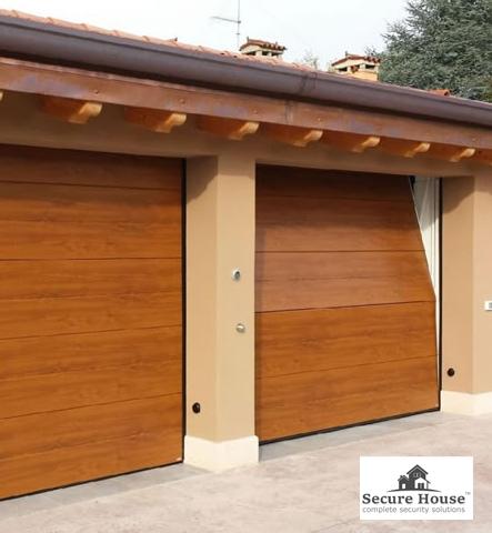 security garage doors london