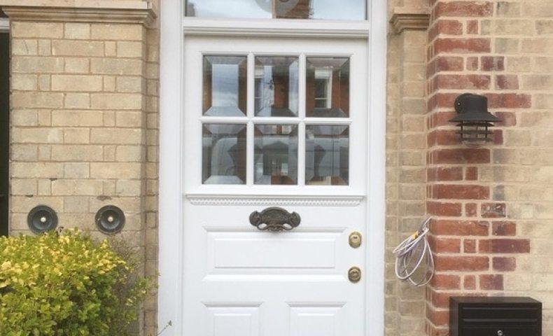 The most popular security door in the UK