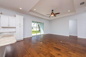 Secure Built Living Room