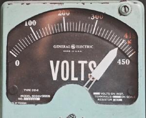 batterie cadran
