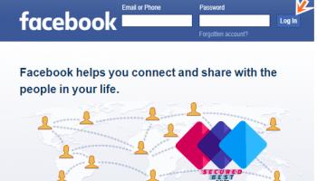 facebook login sign up home page