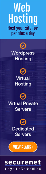 Securenet Systems - Hosting Services - Dedicated Hosting - Virtual Private Servers - Cloud Hosting