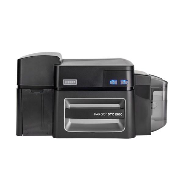 DTC1500 ID Card Printer & Encoder back