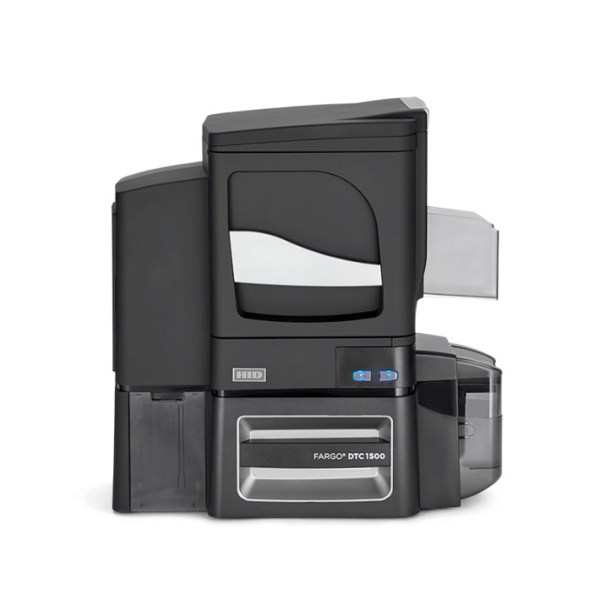 DTC1500 ID Card Printer & Encoder up