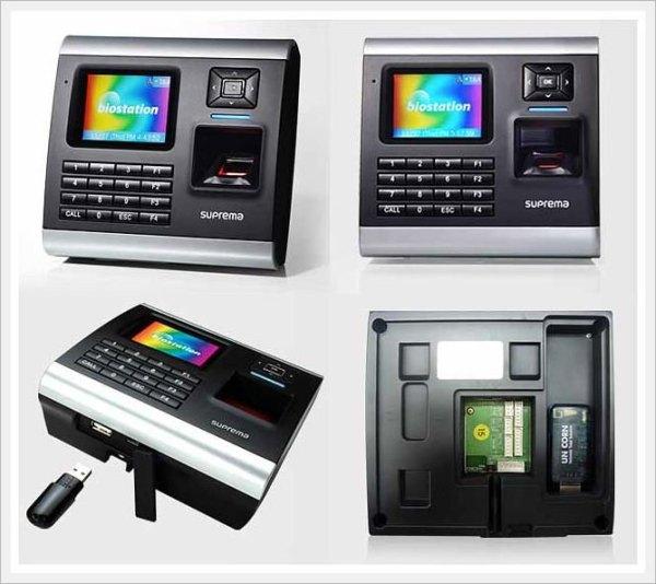 -KITA-BioStation-Fingerprint-access-control