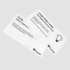 Net2 function cards
