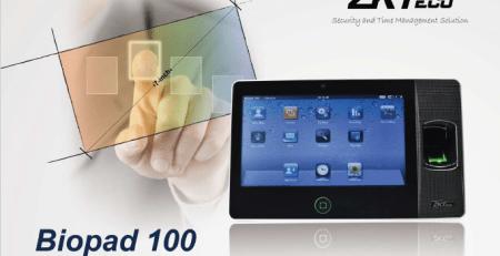 ZKTECO Biopad 100 Fingerprint Biometric