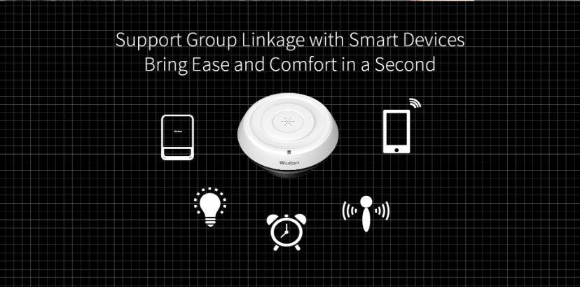 Smart Temperature & Humidity Sensor