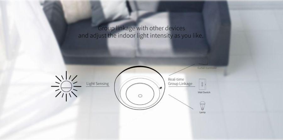 smart light sensor