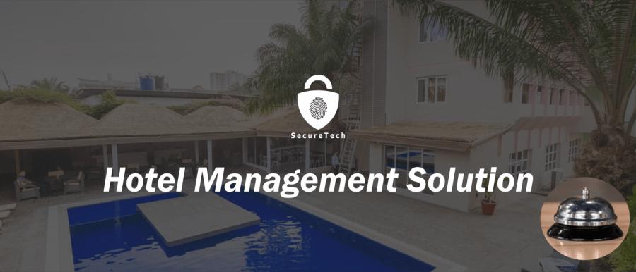 HOTEL LOCK MANAGEMENT SOLUTION