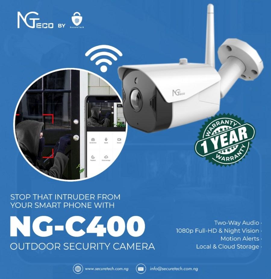 ngteco outdoor security camera